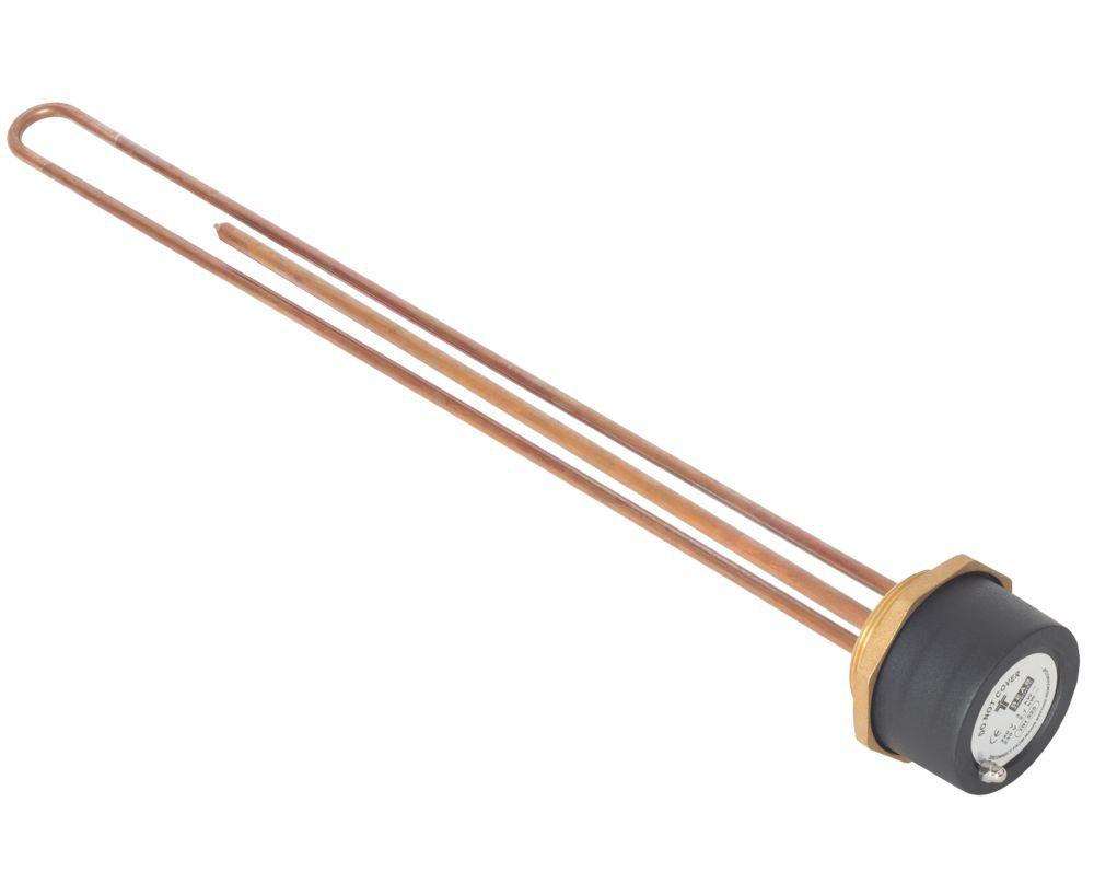 "Image of Tesla Copper Immersion Heater Element 27"""
