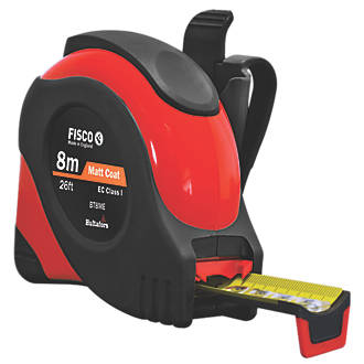 Image of Fisco BT8ME 8m Tape Measure