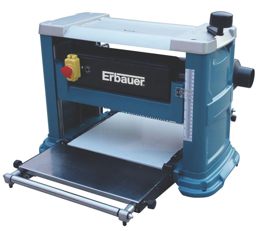 Image of Erbauer ERB709BTE 318mm Thicknesser 230-240V