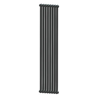 Image of Acova Classic 2-Column Vertical Radiator 2000 x 398mm Volcanic