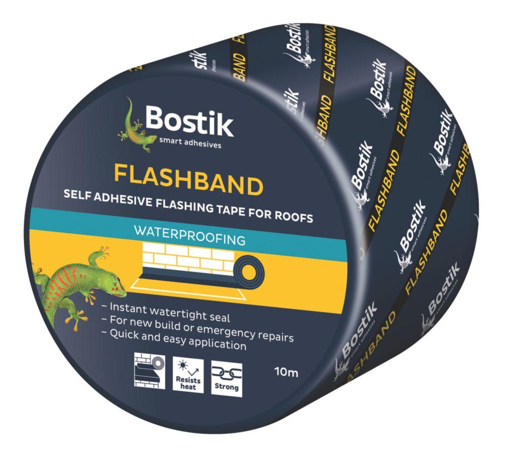 Image of Flashband Bostik Flashband Flashband Grey 10 x 150mm
