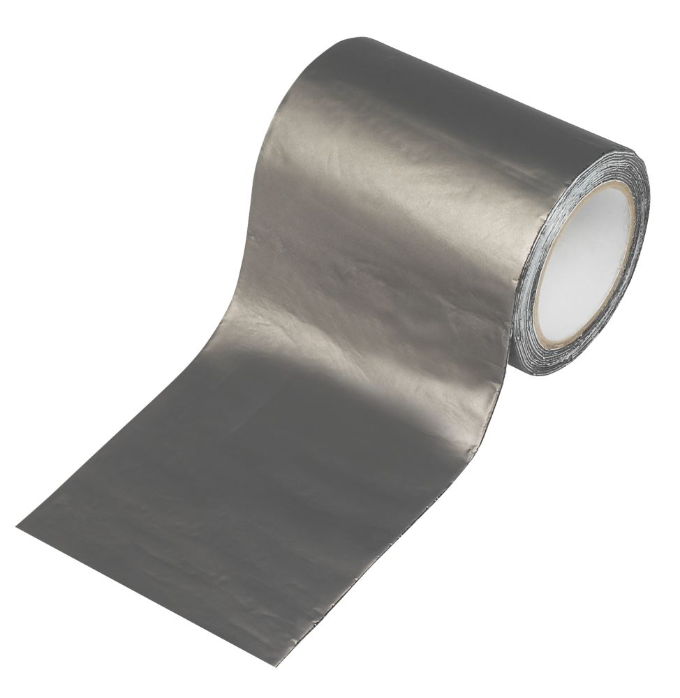 Image of Flashband Bostik Flashband Evo-Stik Flashband & Primer Grey 3.75 x 150mm