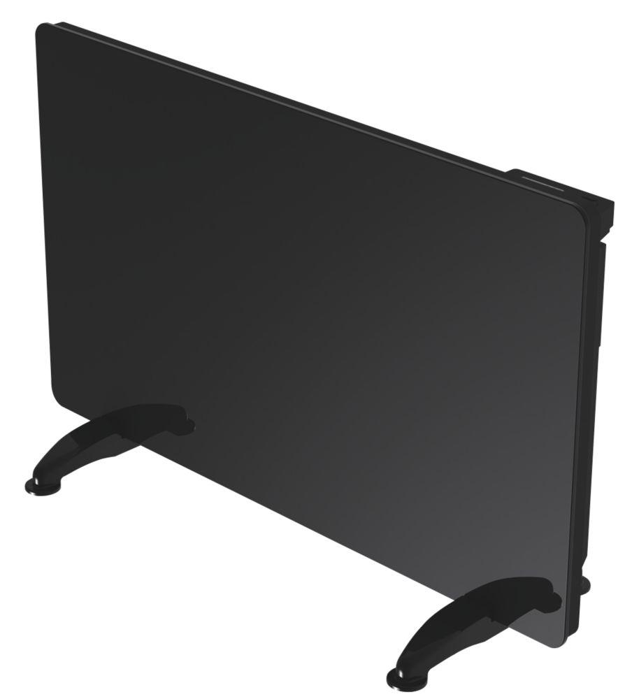 Image of Freestanding Glass Panel Heater 1500W