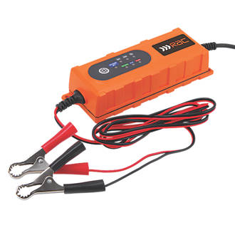 Image of RAC RAC-HP239 4A Smart Battery Charger 6 / 12V