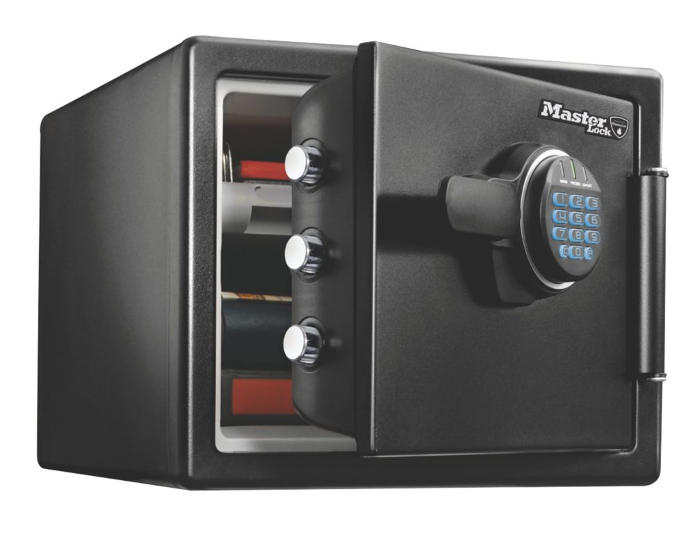Image of Master Lock Electronic Water-Resistant Fire Safe 22.8Ltr