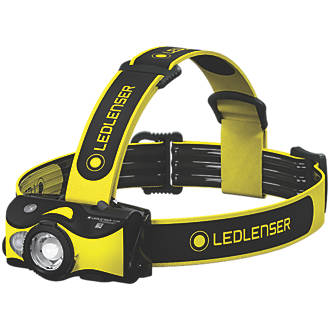 Image of LEDlenser IH9R Rechargeable LED Headtorch Integrated Li-Ion