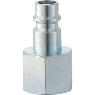 "Image of PCL AA7106 XF Female Adaptor Plug ¼"" BSP Taper Female Inlet"