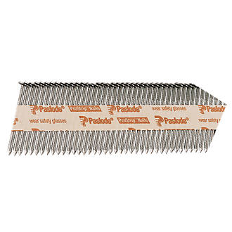 Image of Paslode Hot Dip Galvanised IM350 Collated Nails 3.1 x 90mm 1100 Pack