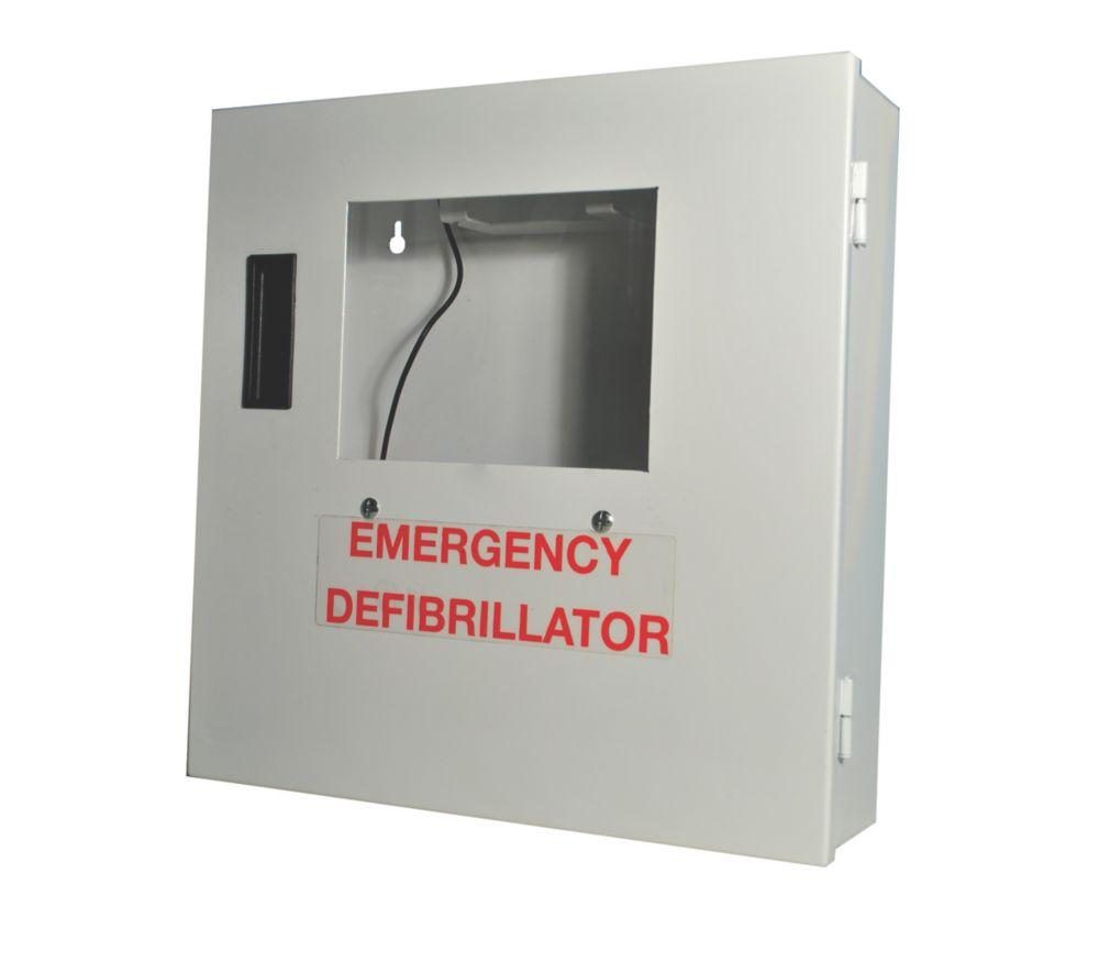 Image of Wallace Cameron Alarmed Defibrillator Cabinet