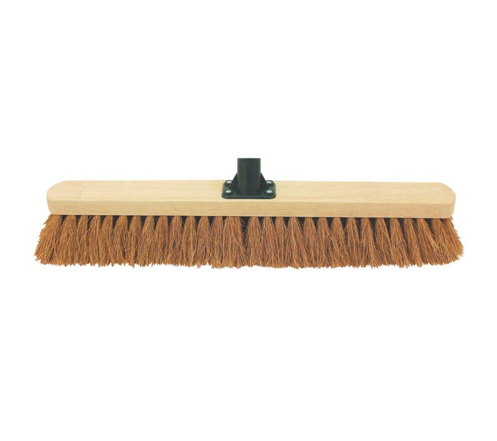 """Image of Soft Broom Head & Bracket 24"""""""