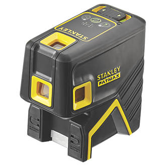 Image of Stanley FatMax FMHT1-77437 Green Beam 5-Spot Line Laser