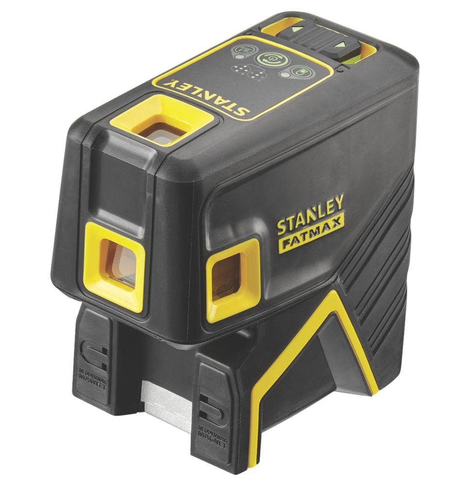 Image of Stanley FatMax FMHT1-77437 Green Beam 5-Spot Line Laser