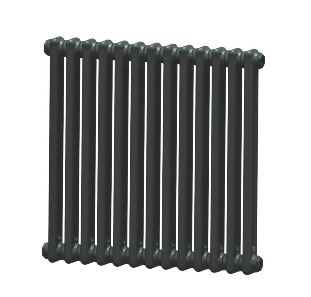 Image of Acova 2-Column Horizontal Radiator 600 x 628mm Volcanic
