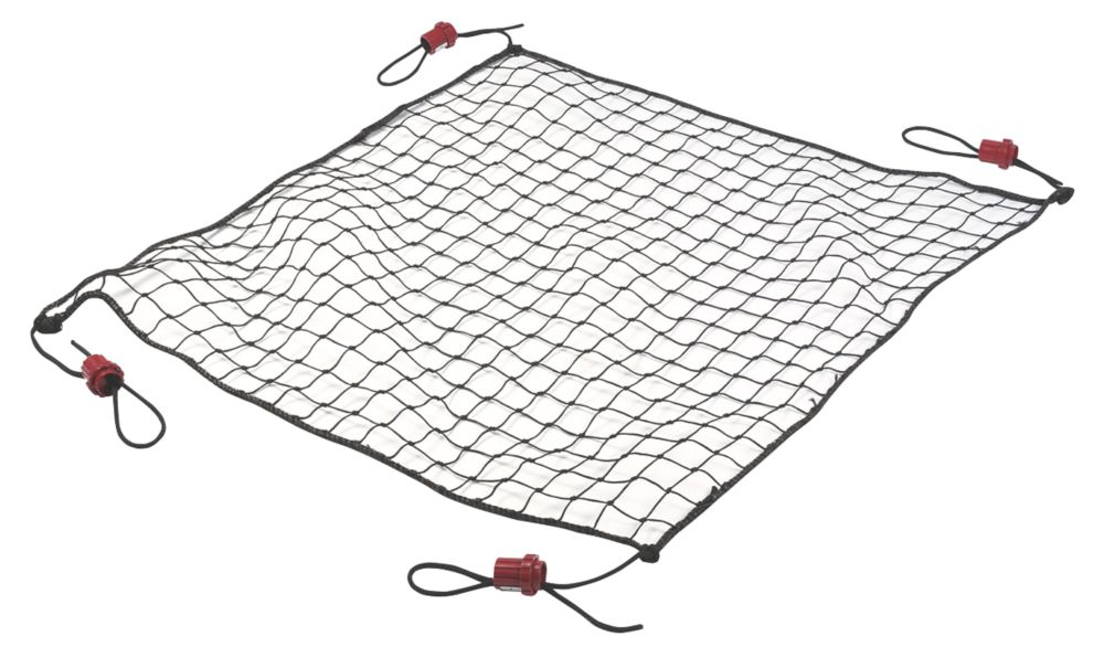 Image of What Knot Replacement Tools & 1.2m Cargo Net 70mm x 60mm 5 Piece Set