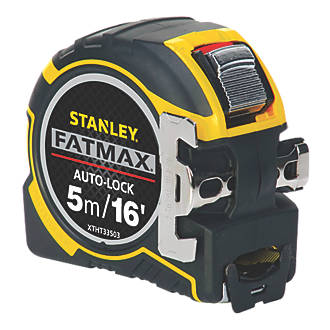 Image of Stanley FatMax XTHT0-33503 Autolock 5m Tape Measure