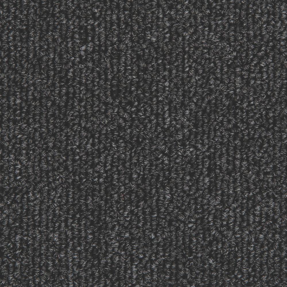 Image of Distinctive Flooring Trident Carpet Tiles Charcoal 20 Pcs