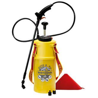 Image of Berthoud 101740 Yellow & Black Sprayer 6Ltr