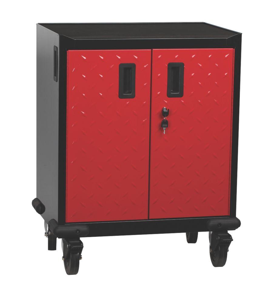 Image of Hilka Pro-Craft 1-Drawer Garage Mobile Cabinet