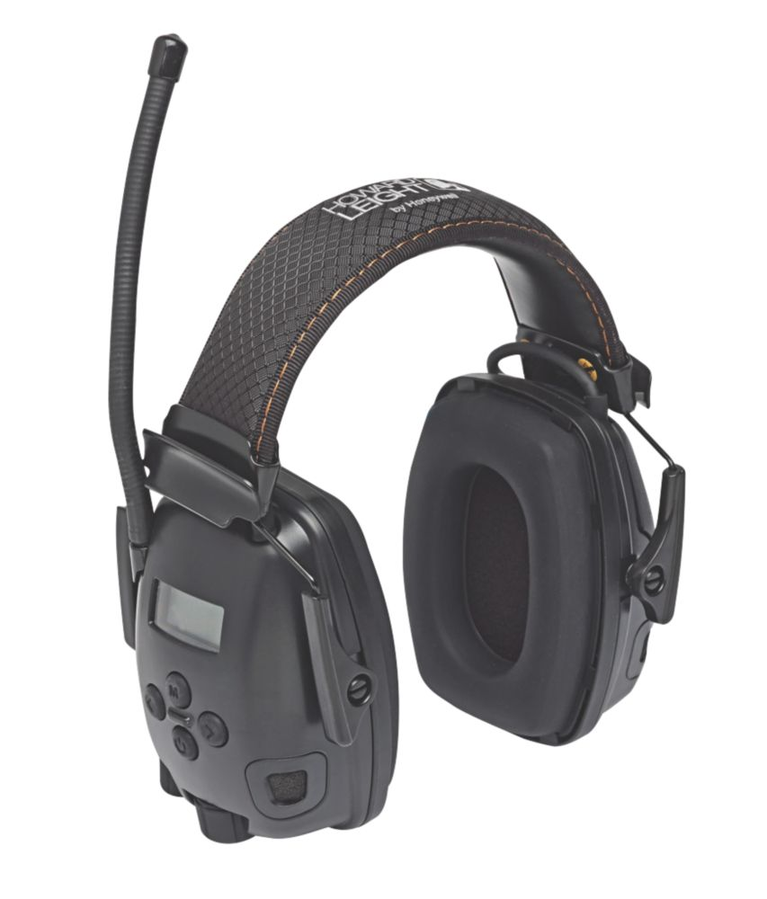 Image of Howard Leight Sync Electo 1030333 Digital Radio Ear Defenders 29dB SNR