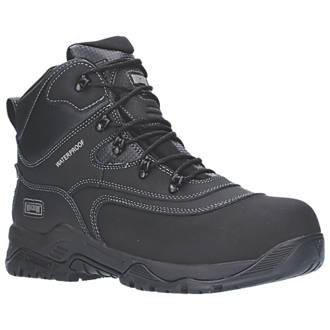 Image of Magnum Broadside 6.0 Safety Boots Black Size 8