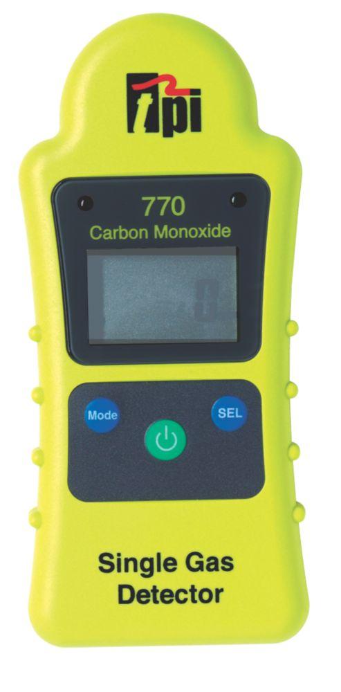 Image of TPI 770 Carbon Monoxide Monitor