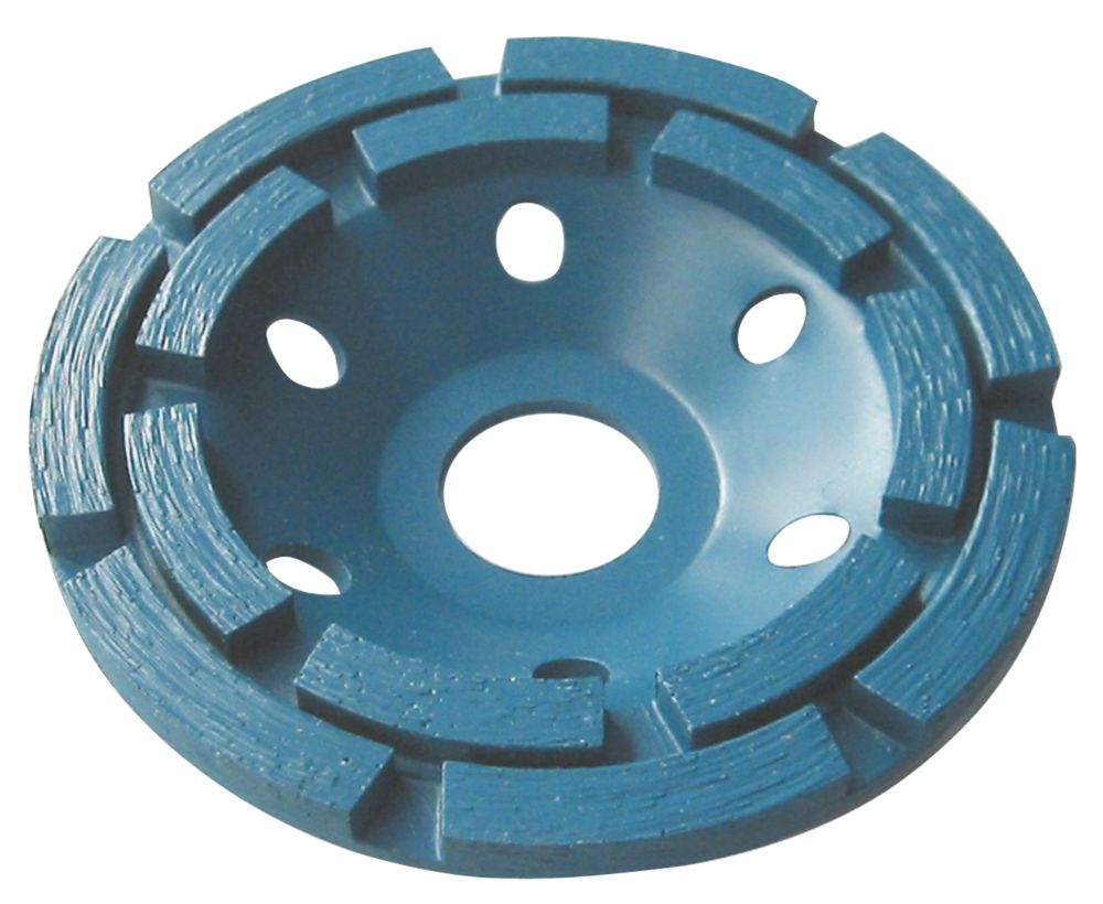 Image of Erbauer Double Grinding Cup 105 x 22.23mm