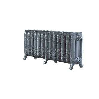 Image of Arroll 3-Column Cast Iron Radiator 470 x 1074mm Cast Grey