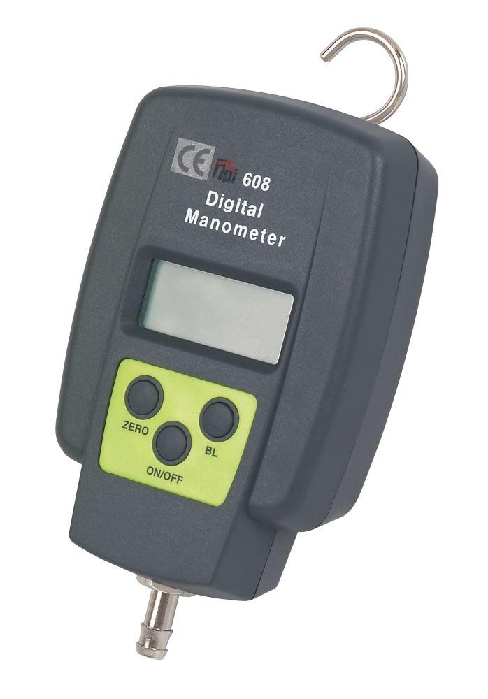 Image of TPI 608 Single Input Manometer