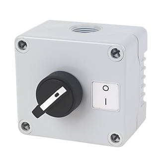 Image of Hylec 1DE.01.08AG-SF 2-Position Standard Lever Switch