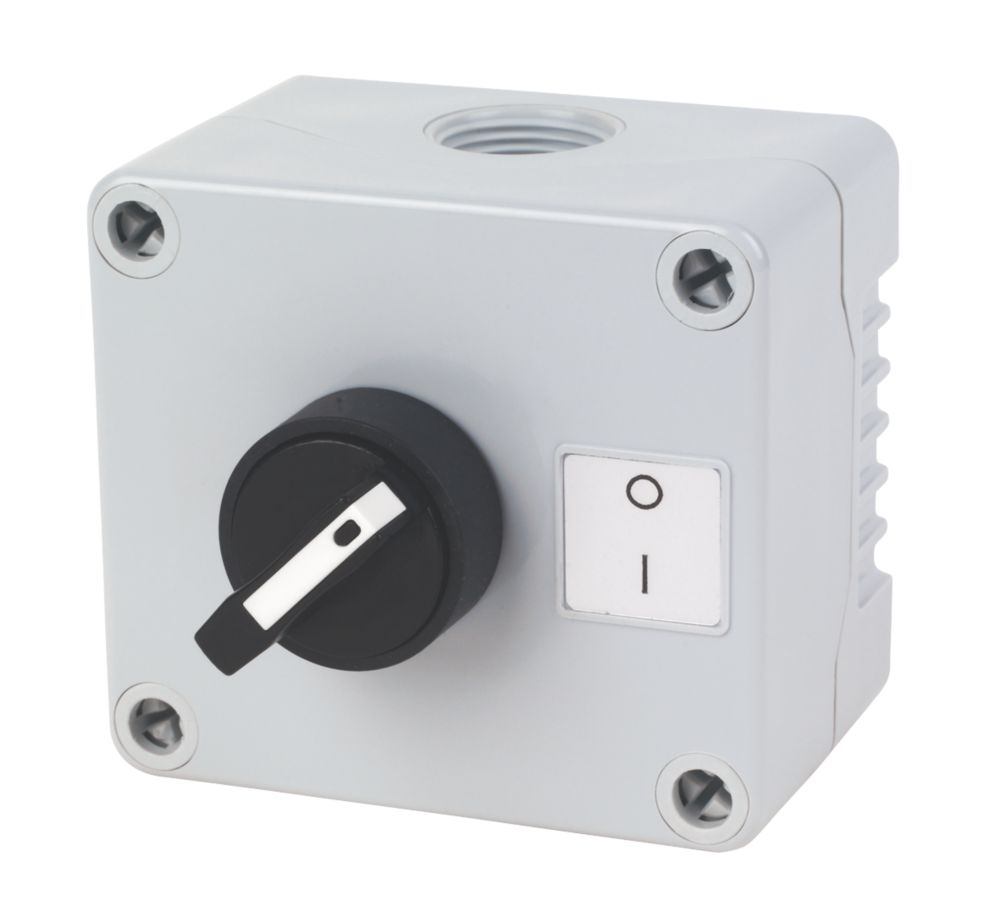 Image of Hylec 2-Position Standard Lever Switch