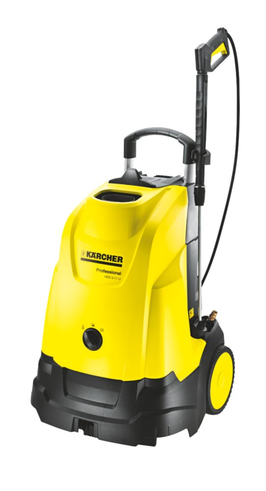 Image of Karcher HDS 5 / 11 U 110bar Hot Water Pressure Washer 2.2kW 240V