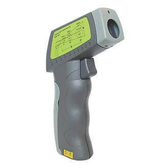 Image of TPI 381a Infrared & Contact Digital Thermometer