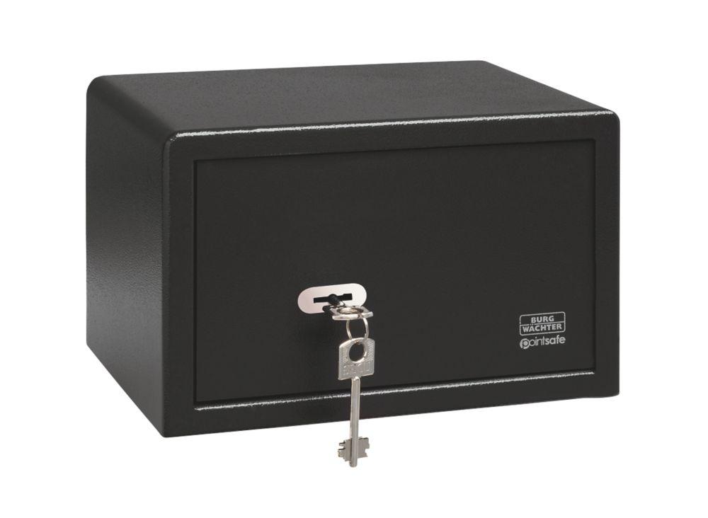 Image of Burg-Wachter Key Operated Safe 6.7Ltr