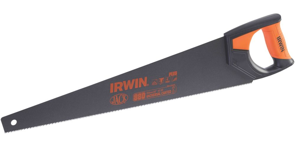 "Image of Irwin Jack 880 Panel Saw 8tpi 22"""