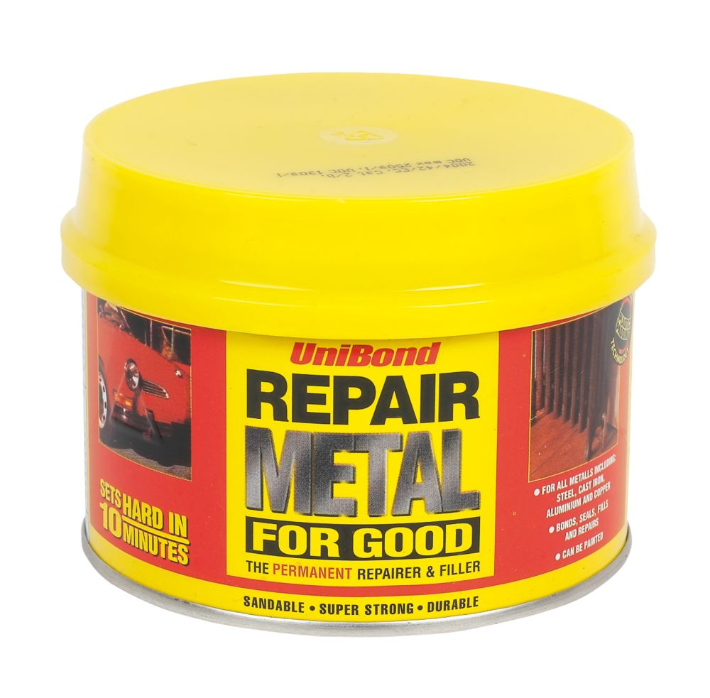 Image of Unibond 360767 Repair Metal For Good White 280ml