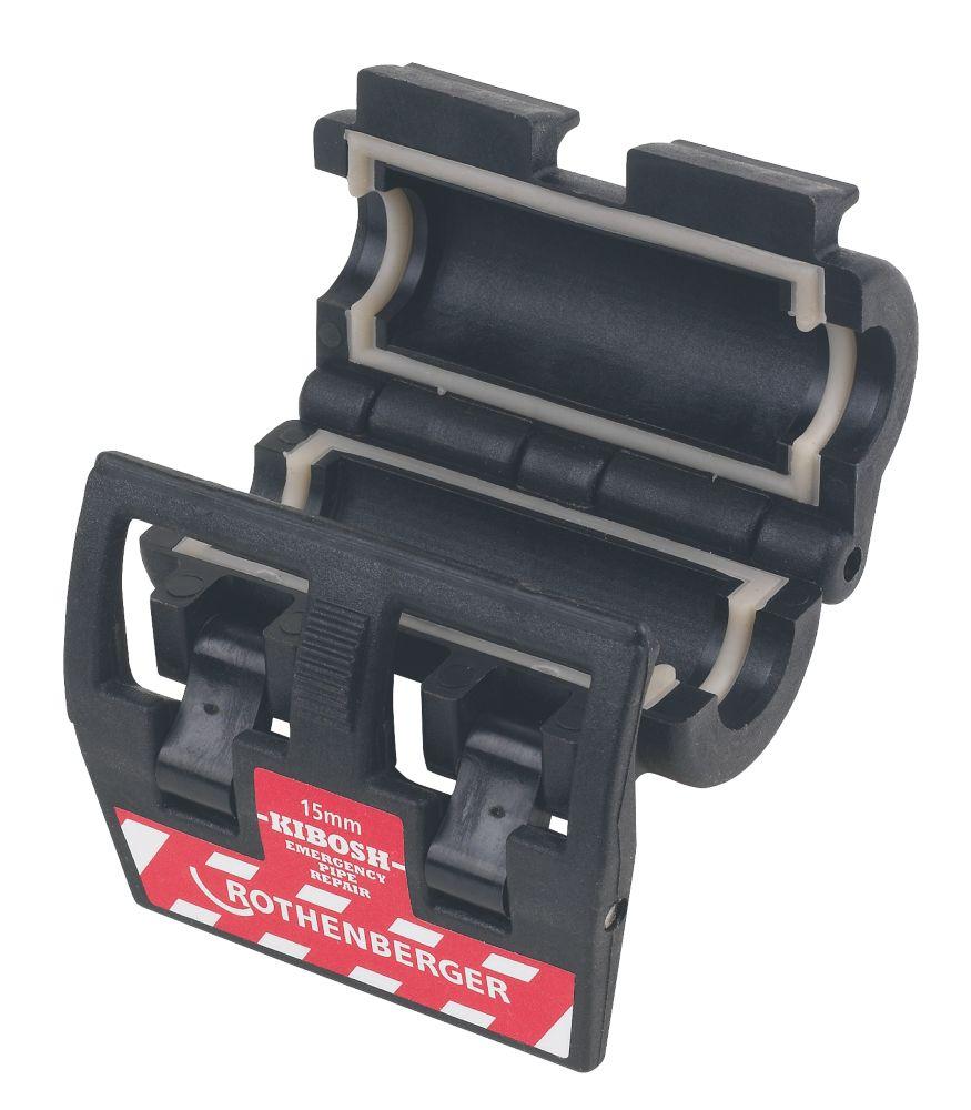 Image of Kibosh Emergency Pipe Repair Kit 15mm