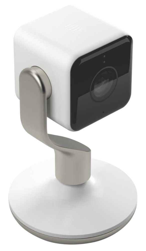 Image of Hive View Monitoring Camera White / Champagne Gold