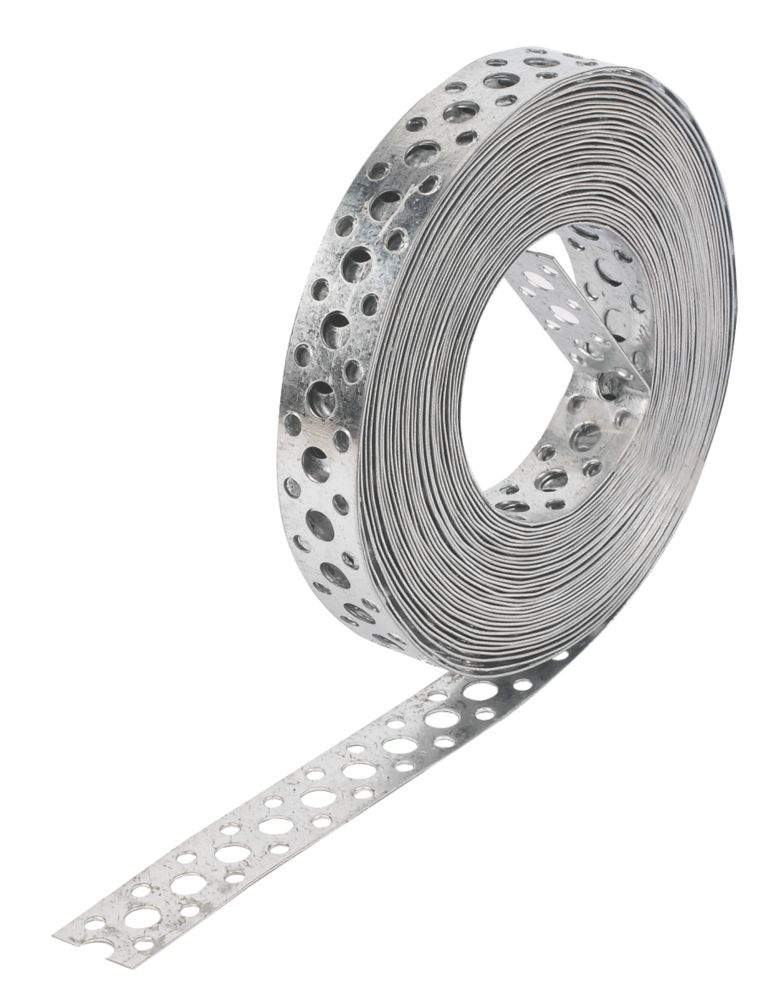 Image of Sabrefix Builders Band Stainless Steel 20mm x 9.6m