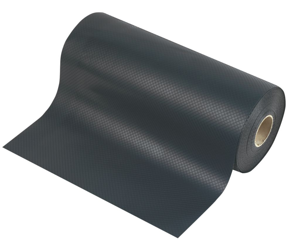 Image of Capital Valley Plastics Ltd Damp-Proof Course Black 450mm x 30m