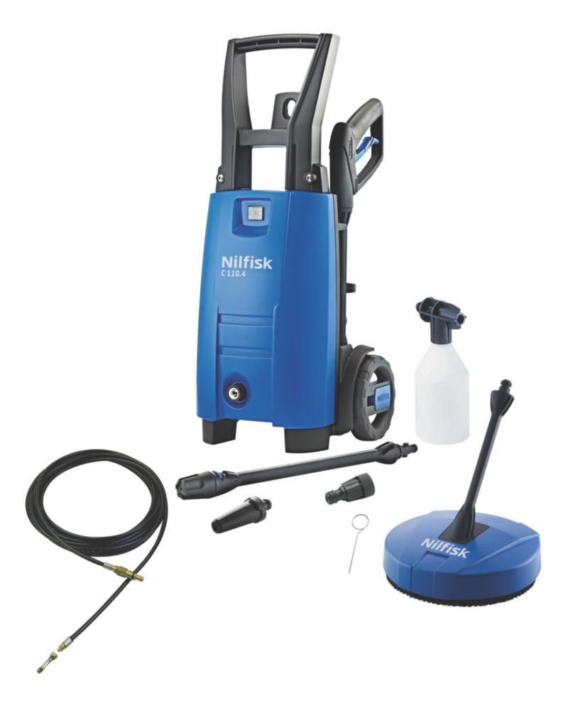Image of Nilfisk Compact C 110.4-5 PCD X-TRA 110bar Pressure Washer 1.4kW 230V