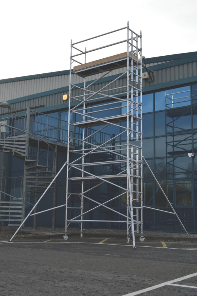 Image of Lyte SF25NW62 Helix Narrow Width Industrial Tower 6.2m