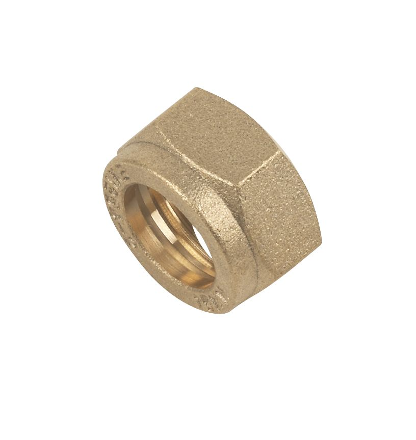 Image of Fittings Cap Nut 15mm