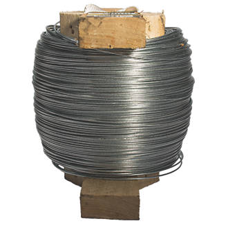 Image of Tornado 2.5mm High Tensile Coiled Wire 650m