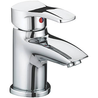 Image of Bristan Capri Basin Mono Mixer Tap with Pop-Up Waste