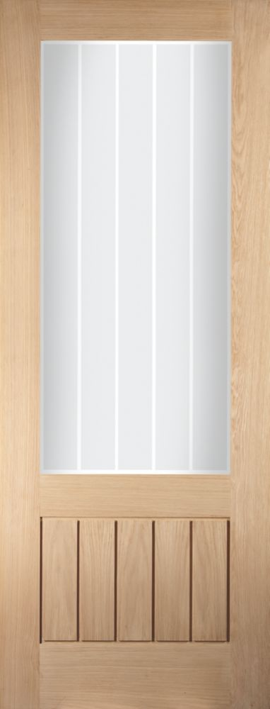 Glazed Door jeld-wen cottage cottage interior glazed door unfinished 1981 x