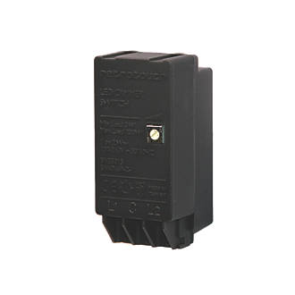 Image of Retrotouch 2-Way 3-300W LED Dimmer Switch Module Black