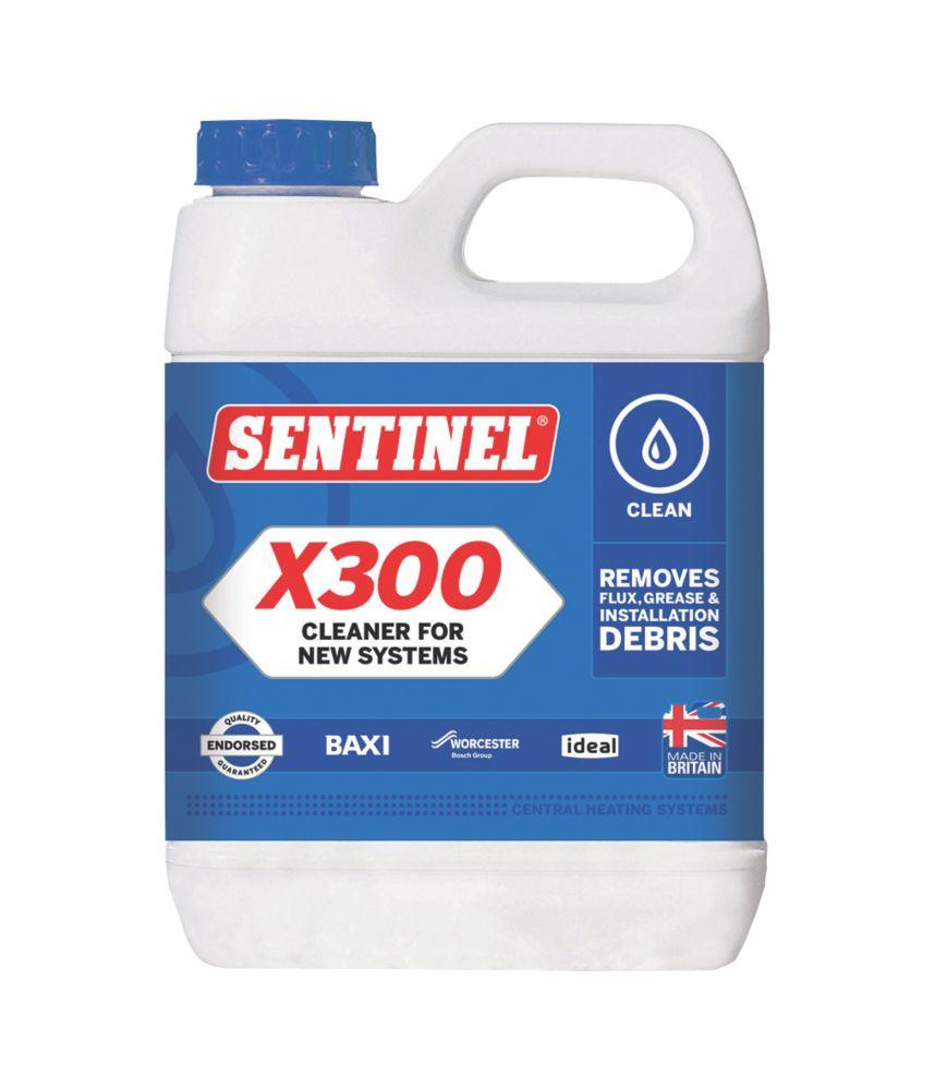 Image of Sentinel X300 System Cleaner 1Ltr