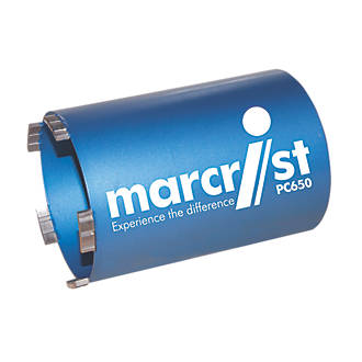 Image of Marcrist PC650 Diamond Core Drill Bit 107mm