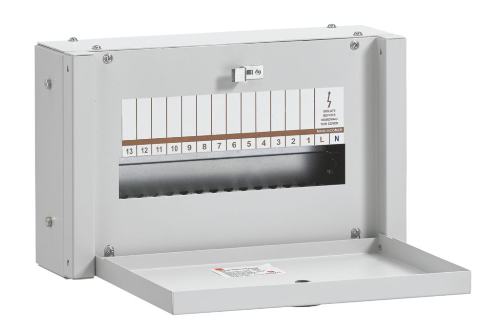 Image of Havells 13-Way Type A Board without Incomer