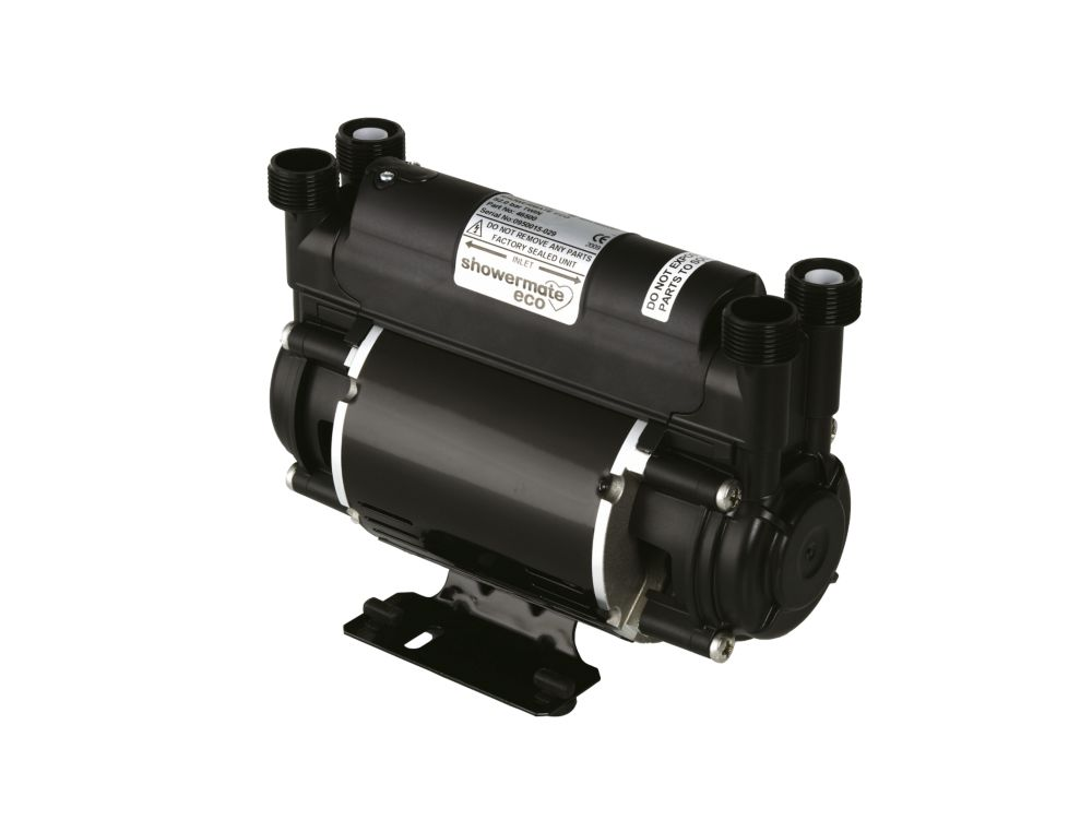 Image of Stuart Turner Showermate Eco Standard Regenerative Twin Shower Pump 2.0bar